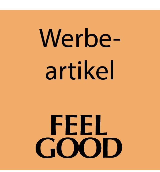 FEELGOOD Werbemittel