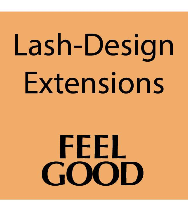 FEELGOOD Lash-Design Extensions