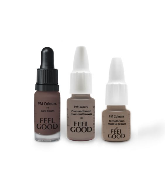 FEELGOOD Colours Eyebrows 10 ml
